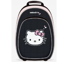 Koolikott HELLO KITTY BLACK 33*42*21 cm, ergonoomiline