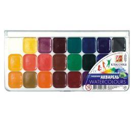 Akvarellid LUCH 24 värvi