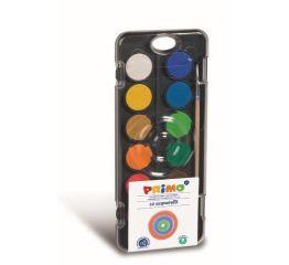 Akvarellid PRIMO 12 värvi  30mm+pintsel