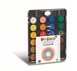 Akvarellid PRIMO 24 värvi  30mm+pintsel