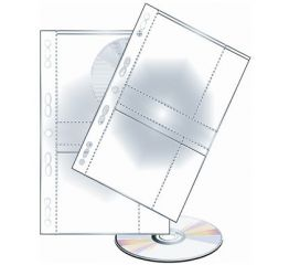 Kiletasku kahele CD-le, 10 tk.