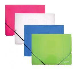 Dokumendimapp ECollection 3 klapi ja nurgakummidega A4