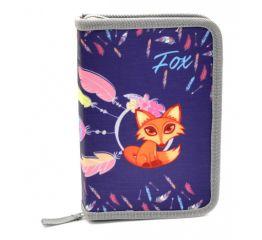 Pinal FOX 1 luku ja 2 klapiga,tühi 13,5x20,5x4