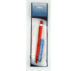 Mehhaaniline harilik pliiats MICROMINA 0,5 HB blister+südamikud