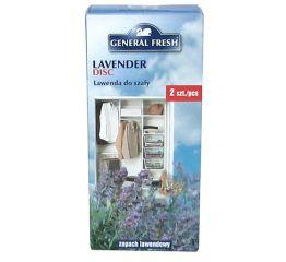 Õhuvärskendaja GF pesukappidele lavendlilõhnaline 2tk