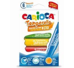 Temperapulgad CARIOCA Temperello 6 värvi 10gr