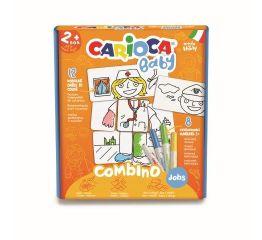 Komplekt CARIOCA BABY COMBINO AMETID