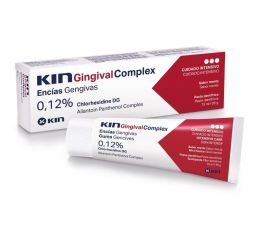 Hambapasta KIN Gingival, 75 ml