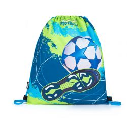 Kott OXY Style Mini football blue spordiriietele 36*44cm