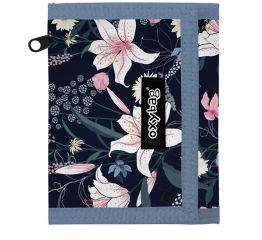 Rahakott OXY Style Flowers 12x9,5x1,5 cm