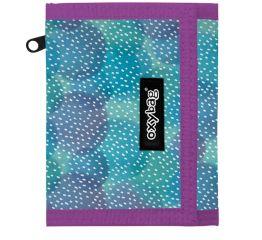 Rahakott OXY Bubbles 12x9,5x1,5 cm