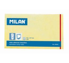 Märkmepaber MILAN kleepsuga 76x127mm