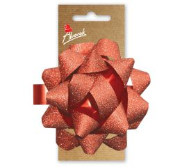 Rosett FROSTED STAR läbimõõt 10 cm