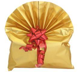Fooliumkott kuldne-matt
