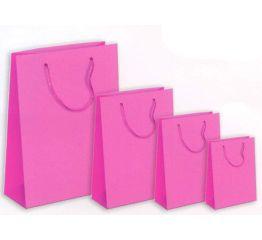 Sangadega kott ELEGANT 25x12x35 - roosa