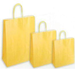 Sangadega kott pärlmutter kollane 36x12x41