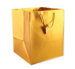 Sangadega kott metallik kuld