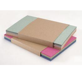 Käsitöökomplekt 20 lehte - asortii, pastellsed värvid