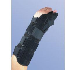 Ortopeediline käetugi vasakule käele