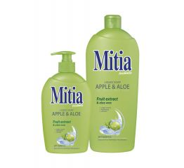 Vedelseep MITIA 1 l - Apple &Aloe