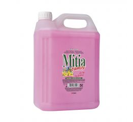 Vedelseep MITIA FAMILY 5,0 l - kevadlilled