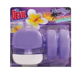 WC geel dr DEVIL 3x55ml + konteiner sunset blossom